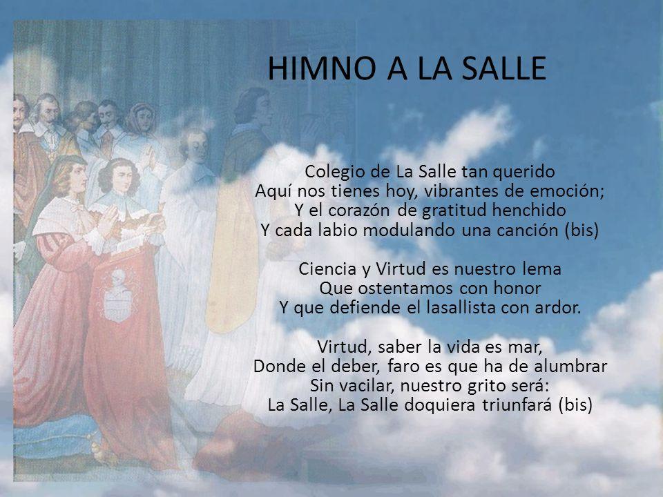 HIMNO A LA SALLE