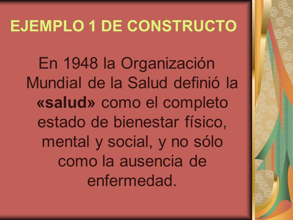 EJEMPLO 1 DE CONSTRUCTO