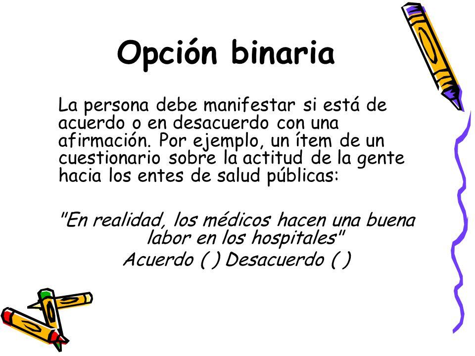Opción binaria