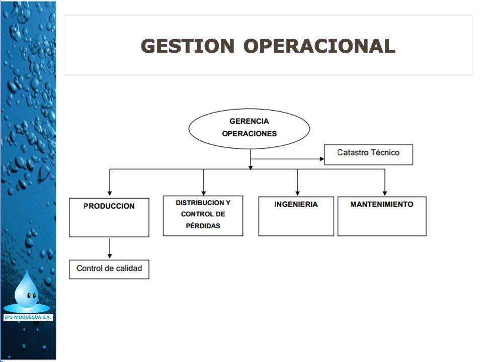 GESTION OPERACIONAL