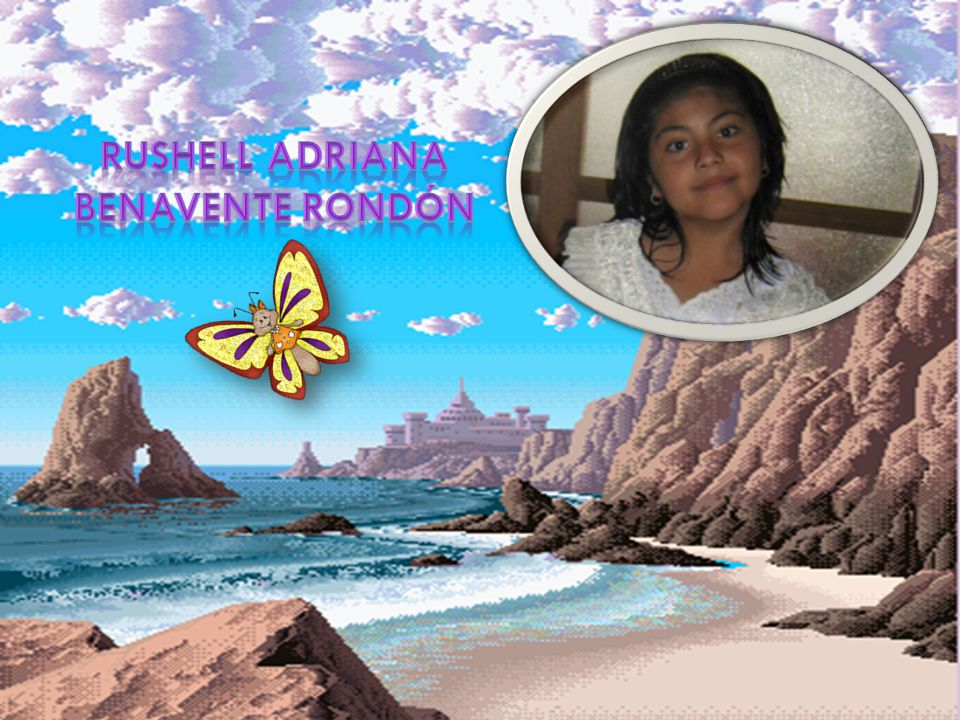 Rushell Adriana Benavente rondón