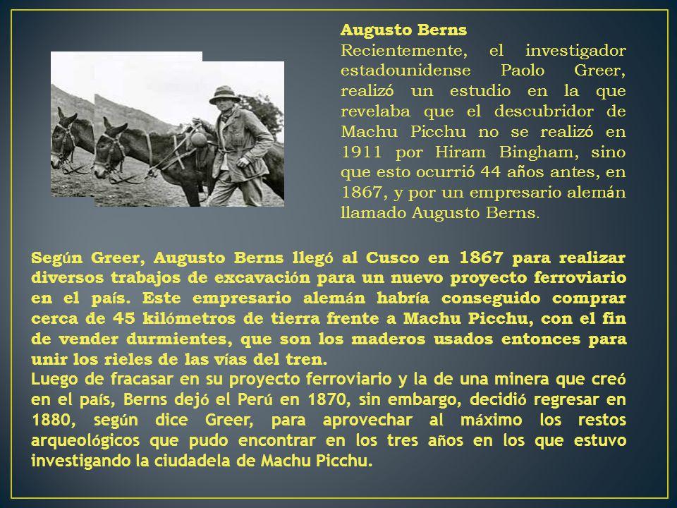Augusto Berns