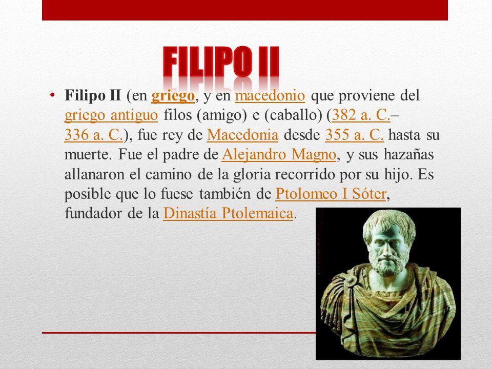 Filipo II