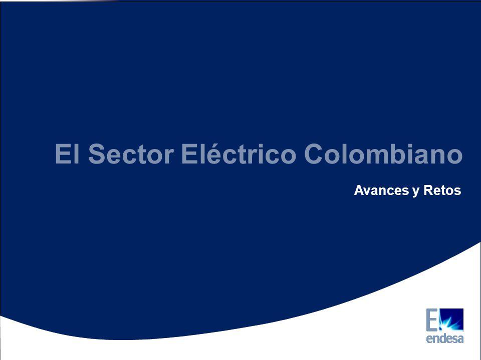 El Sector Eléctrico Colombiano