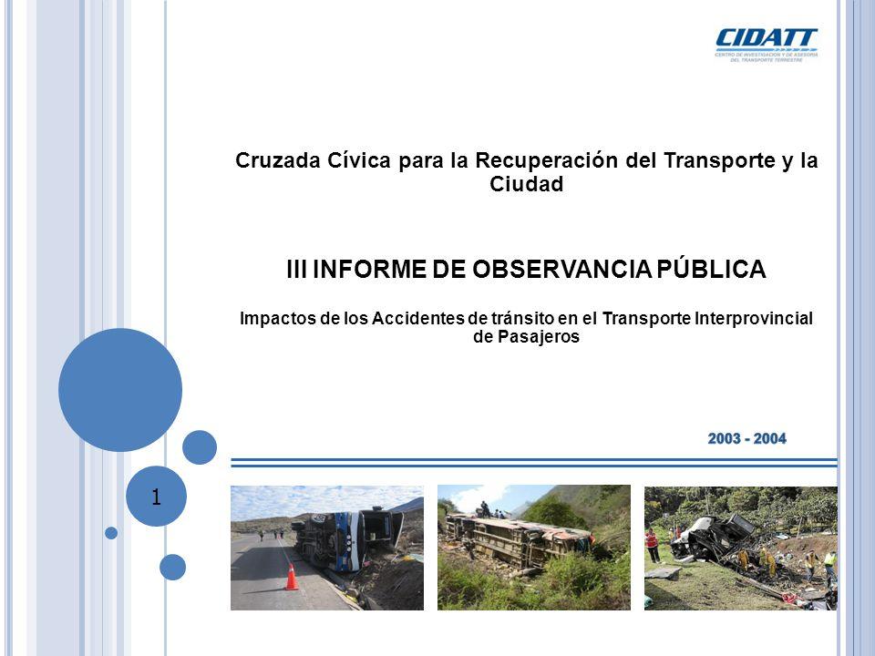 Cruzada Cívica para la Recuperación del Transporte y la Ciudad