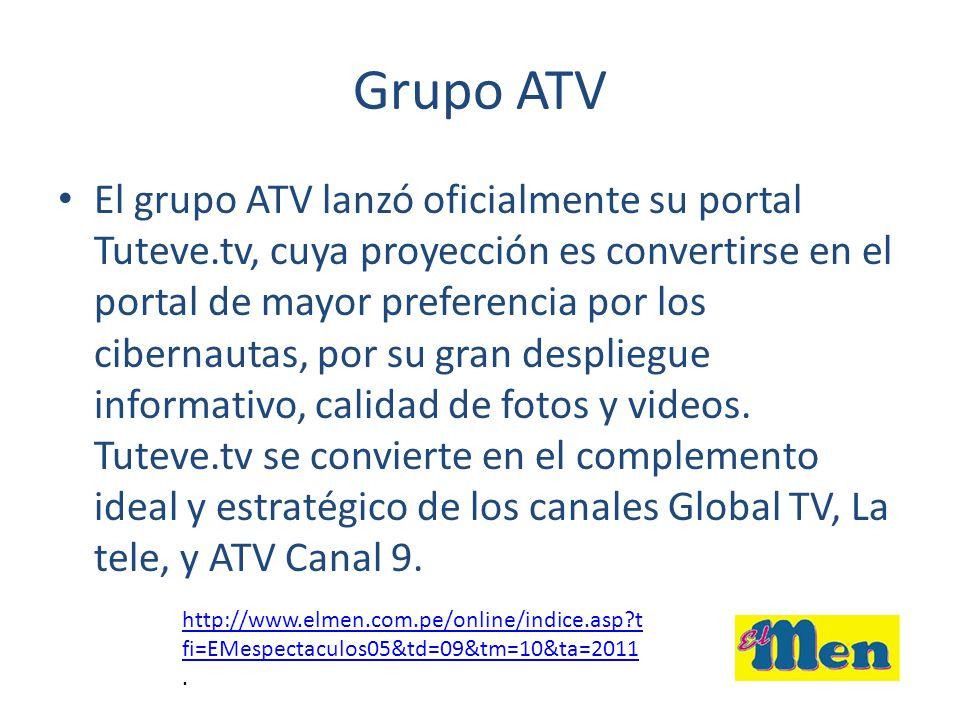 Grupo ATV