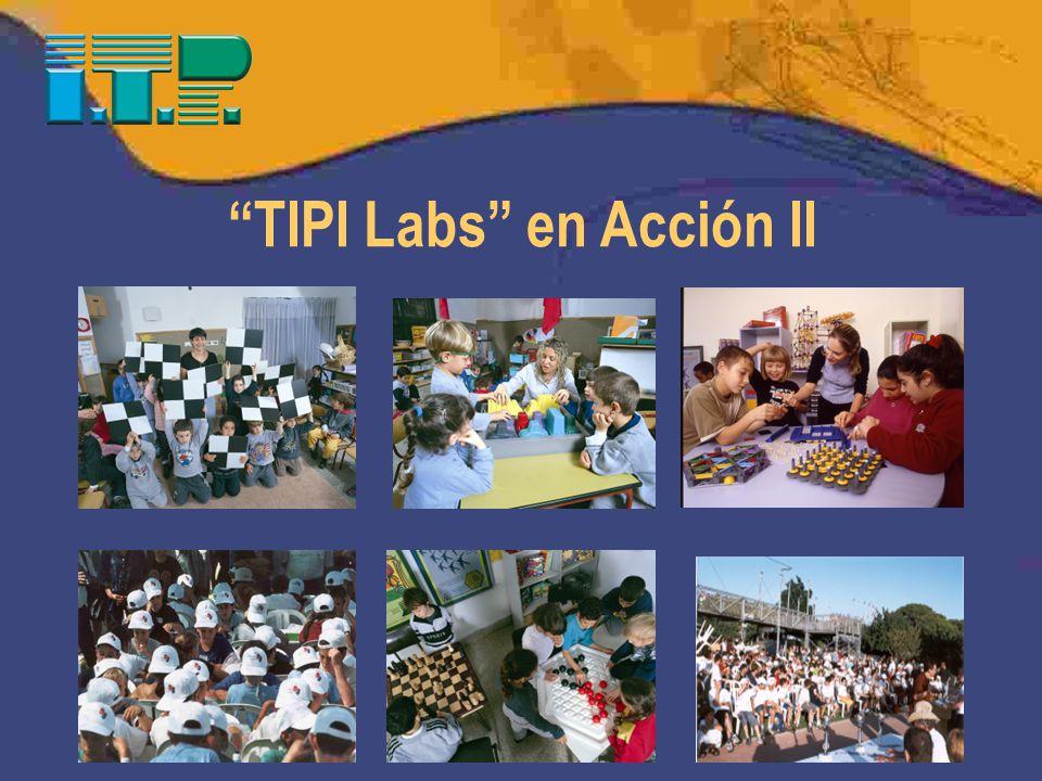 TIPI Labs en Acción II