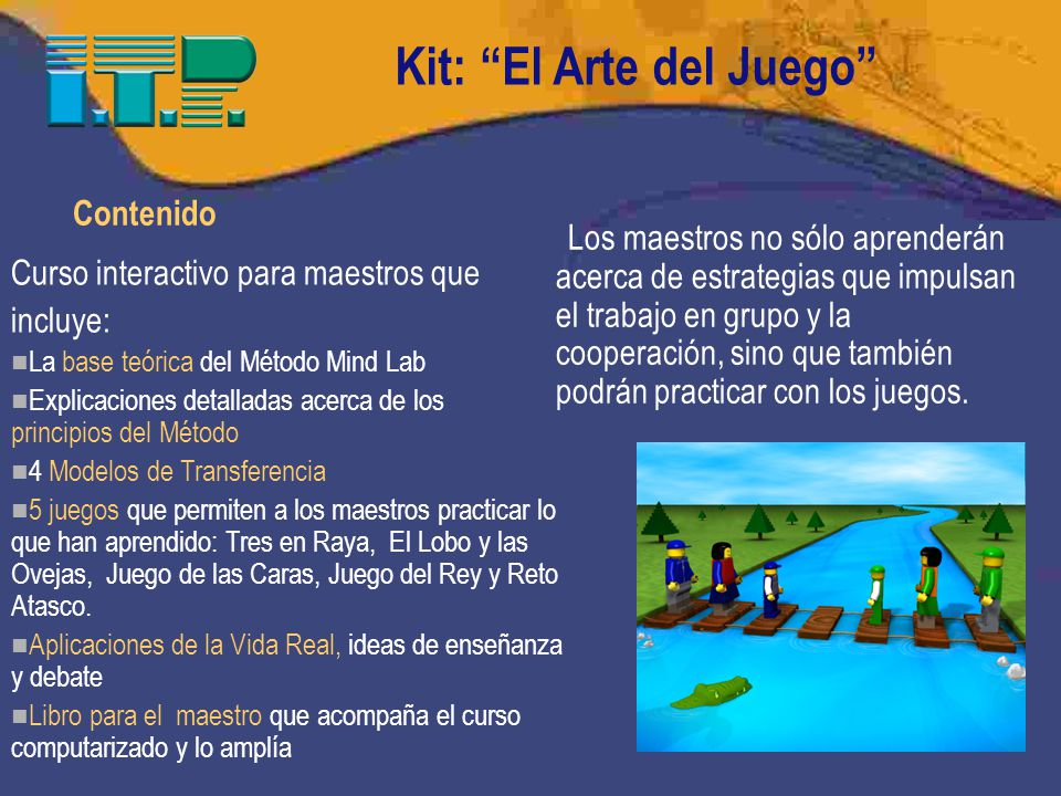 Kit: El Arte del Juego