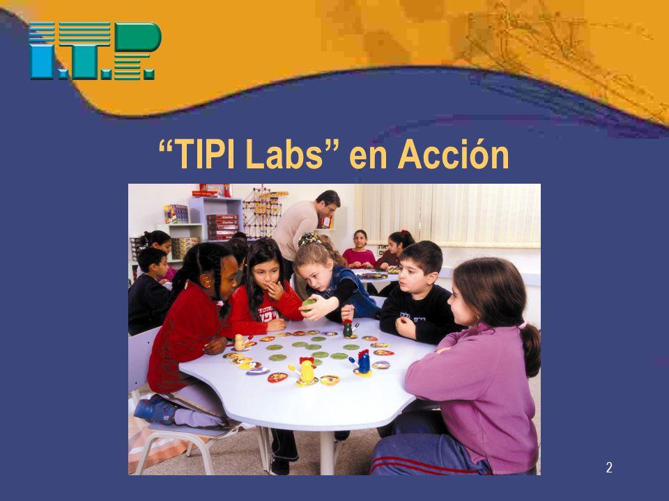 TIPI Labs en Acción