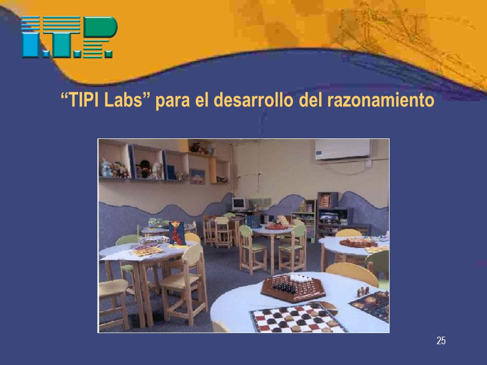 TIPI Labs para el desarrollo del razonamiento