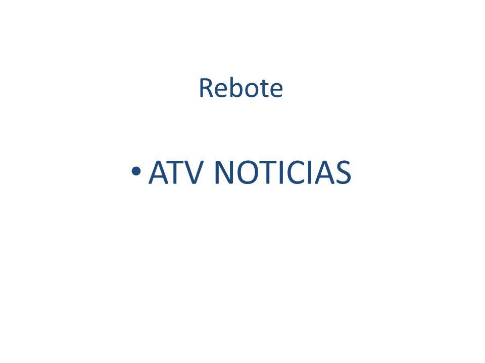 Rebote ATV NOTICIAS