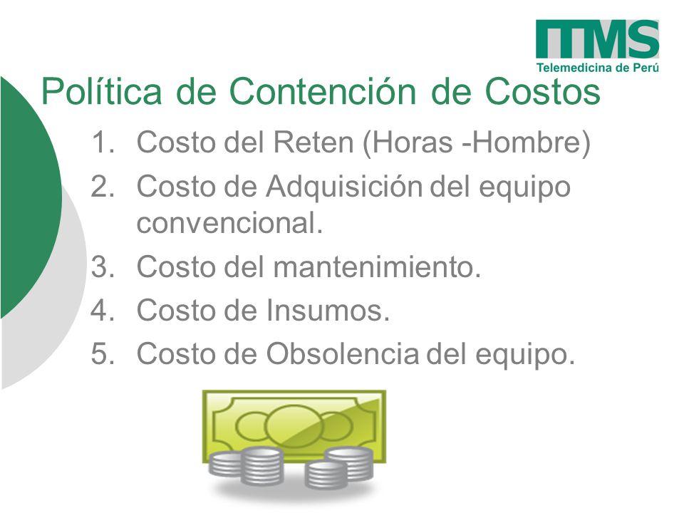 Política de Contención de Costos