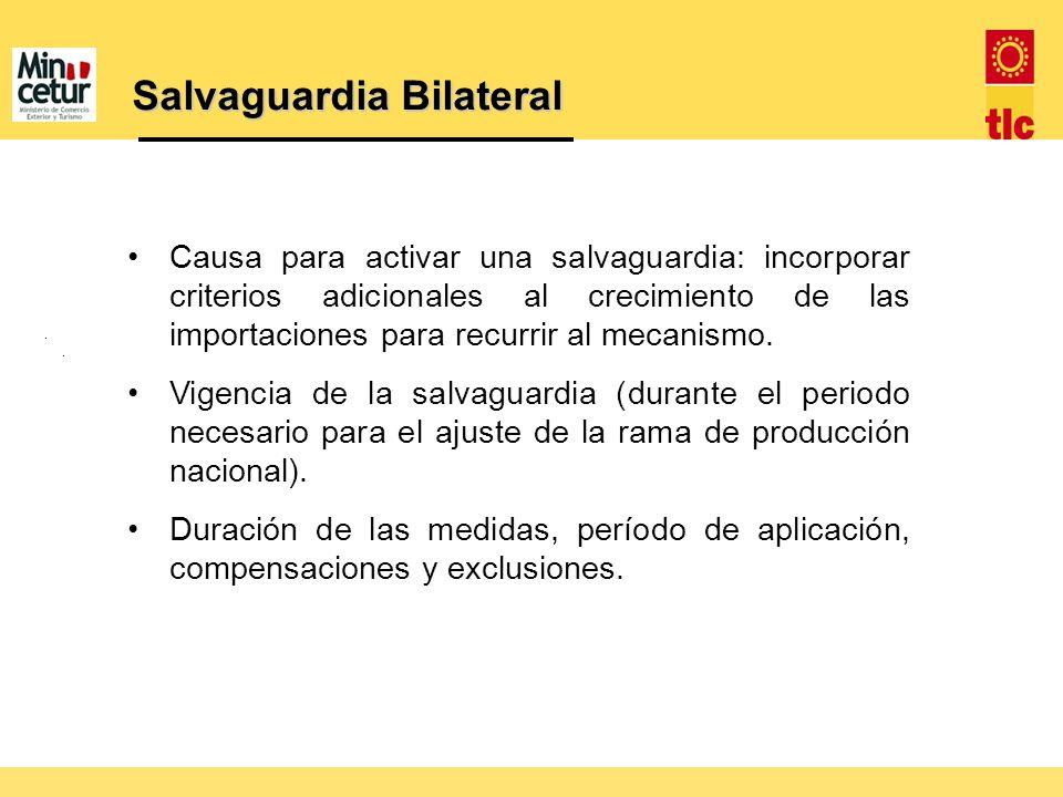 Salvaguardia Bilateral