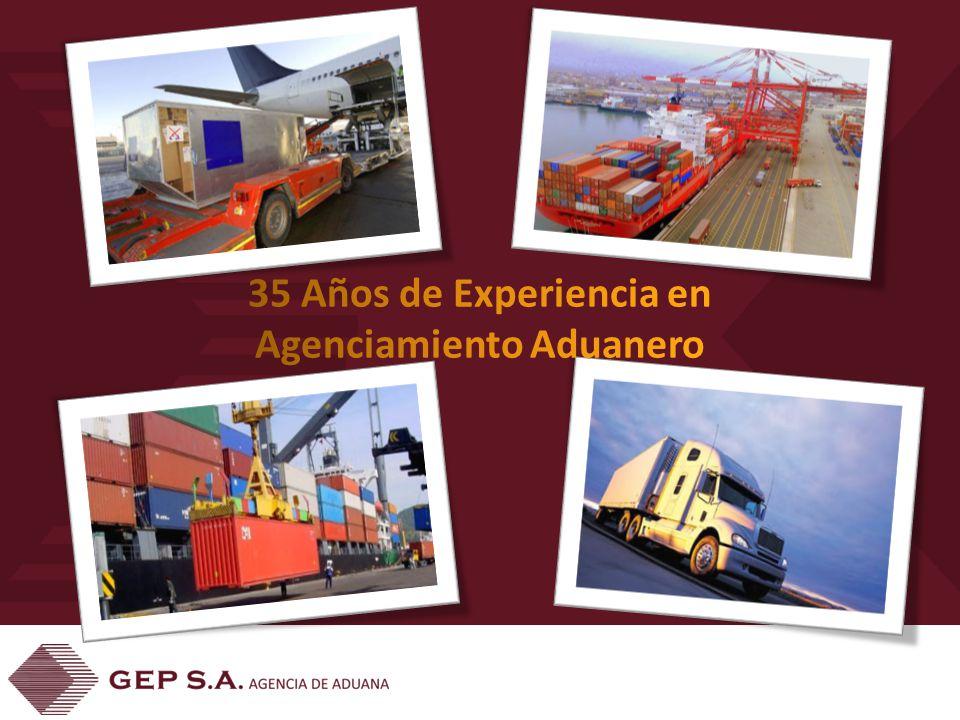 Agenciamiento Aduanero