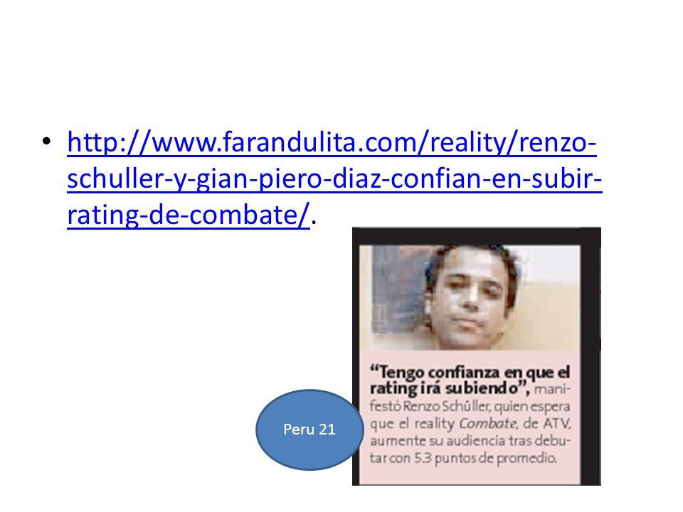 http://www. farandulita