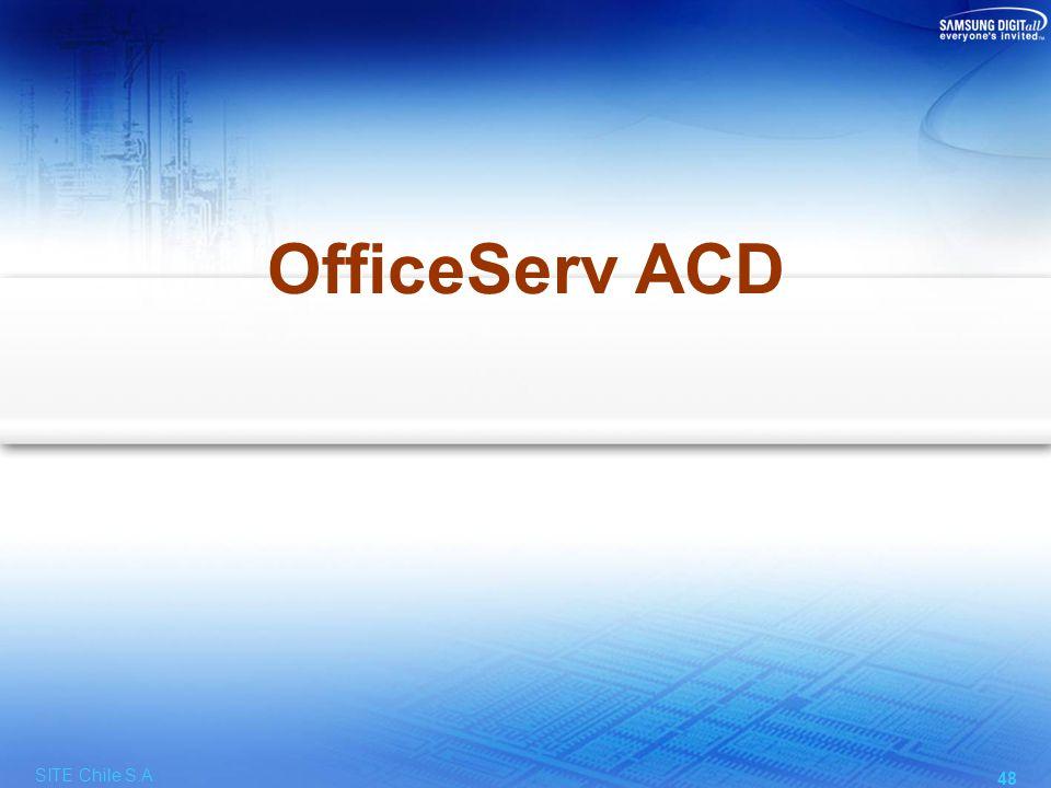 ACD – Descripción General