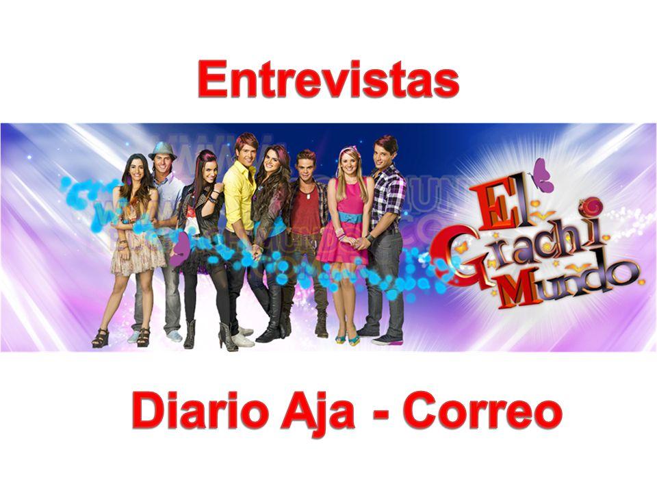 Entrevistas Diario Aja - Correo