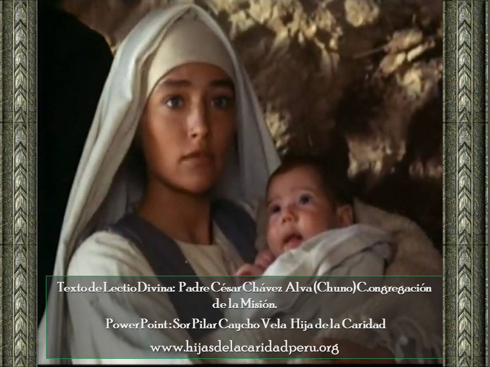 Power Point : Sor Pilar Caycho Vela Hija de la Caridad
