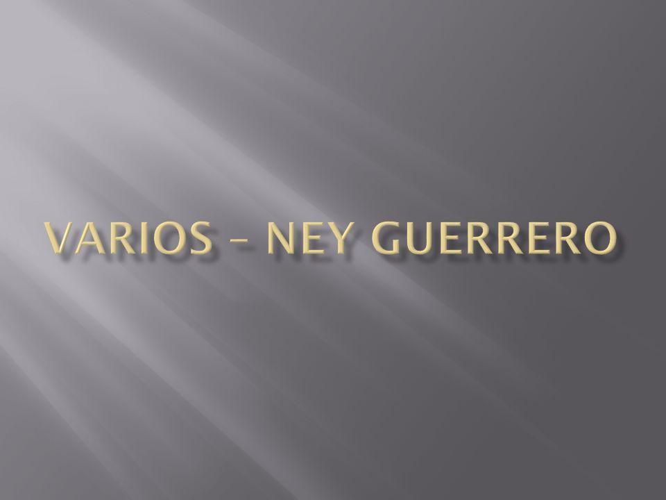 Varios – Ney Guerrero