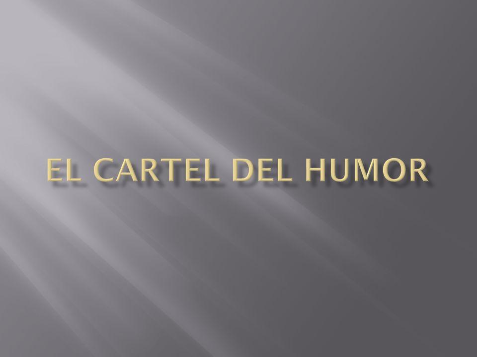 El Cartel del humor