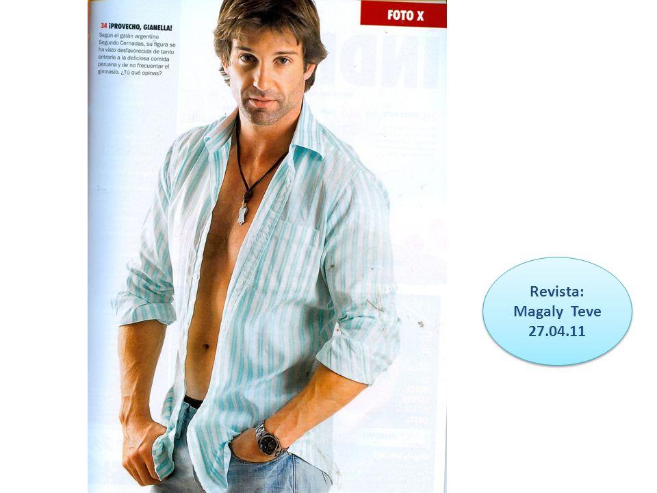Revista: Magaly Teve 27.04.11