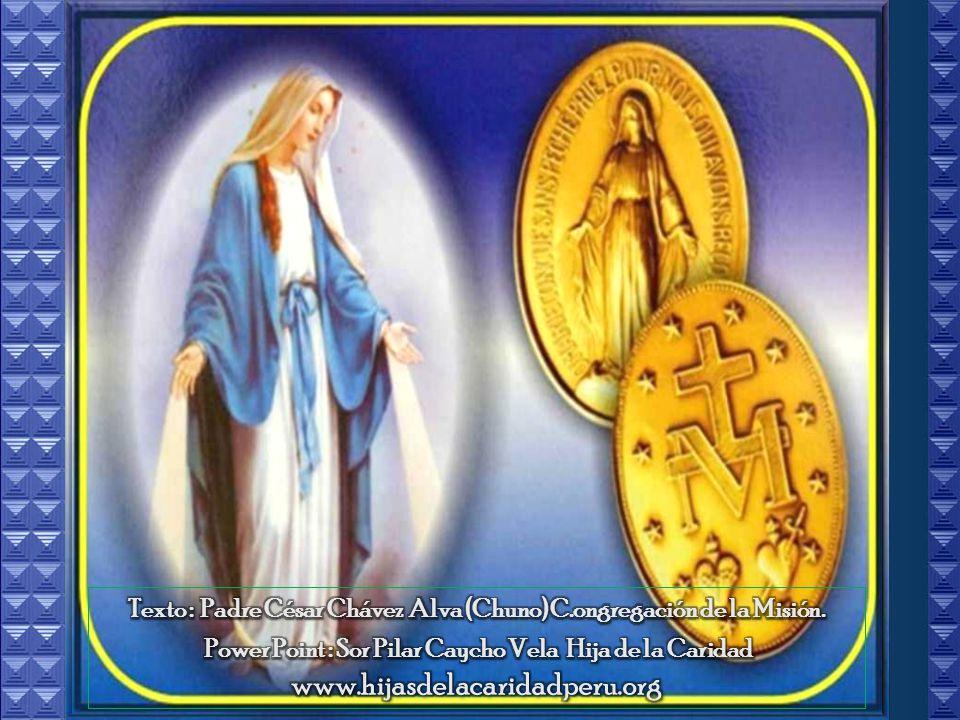 Texto : Padre César Chávez Alva (Chuno) C.ongregación de la Misión.