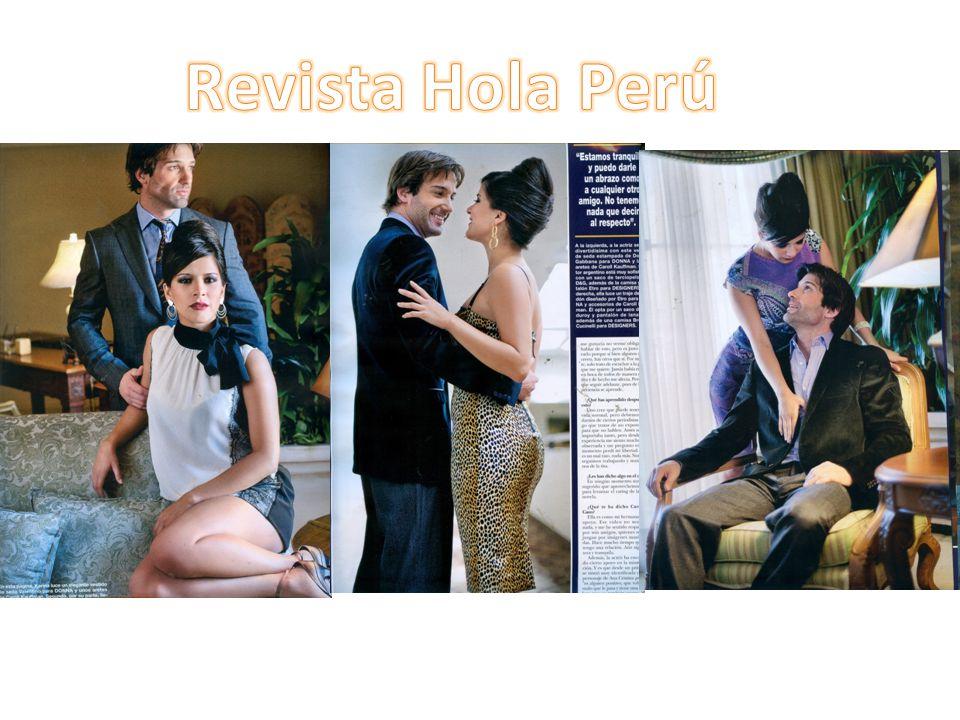 Revista Hola Perú