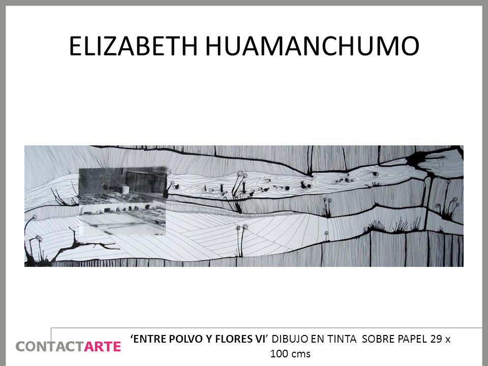 ELIZABETH HUAMANCHUMO
