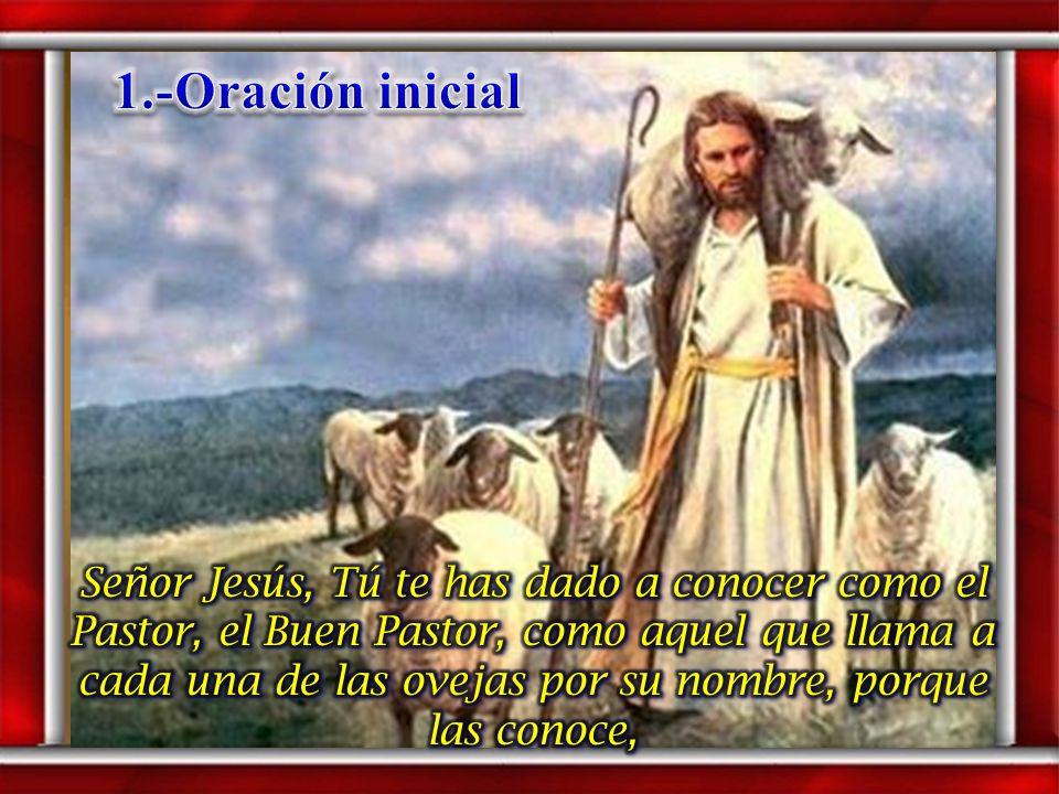 1.-Oración inicial