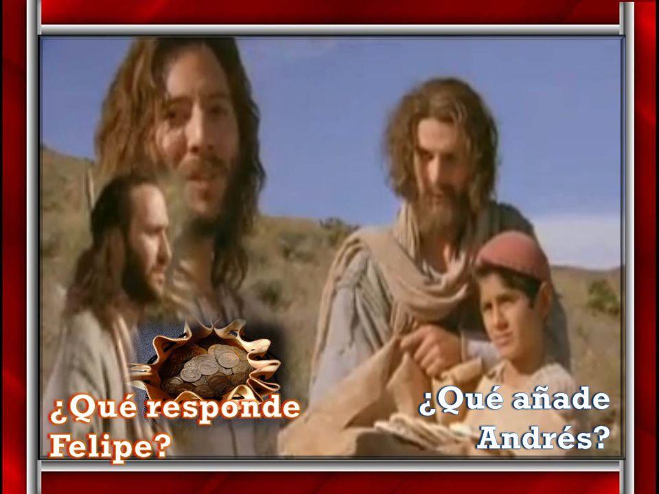 ¿Qué añade Andrés ¿Qué responde Felipe