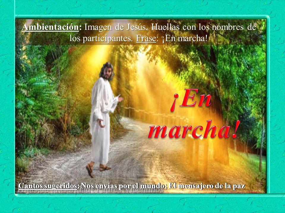 Ambientación: Imagen de Jesús