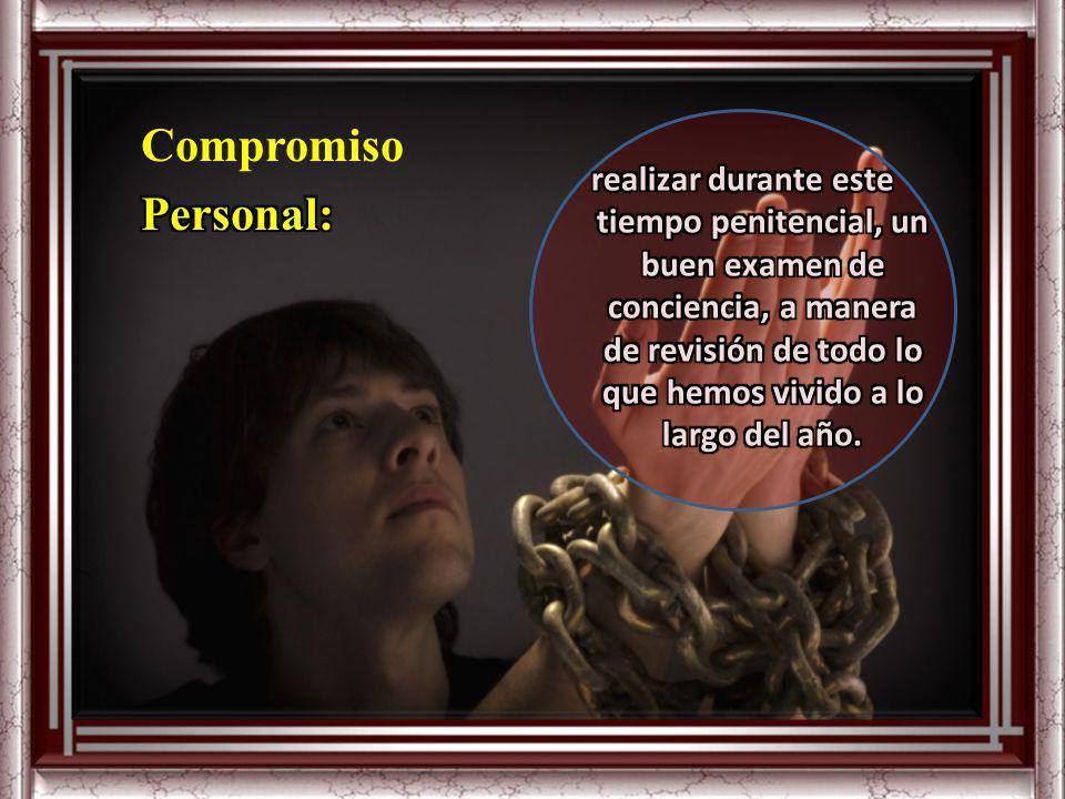Compromiso Personal: