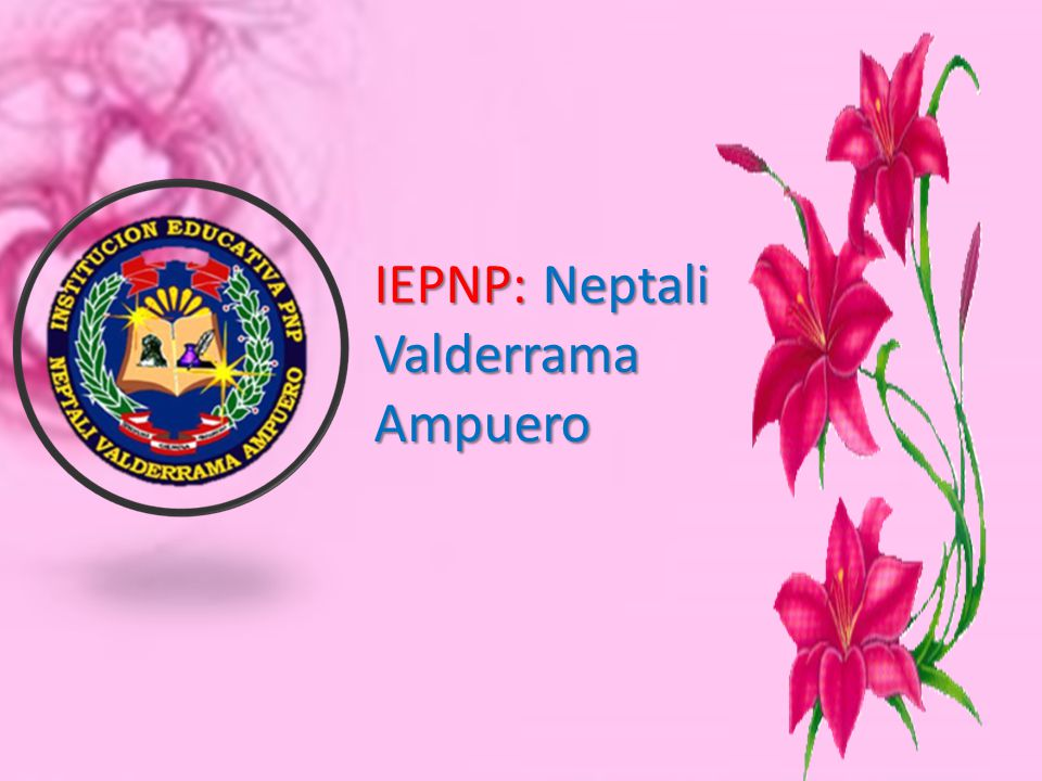 IEPNP: Neptali Valderrama
