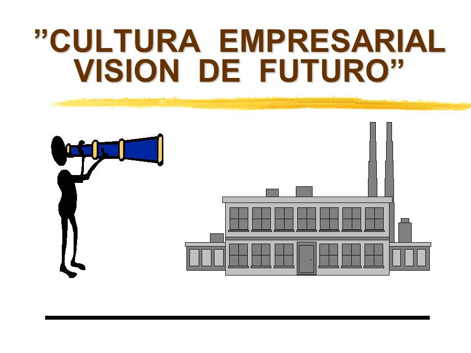 CULTURA EMPRESARIAL VISION DE FUTURO
