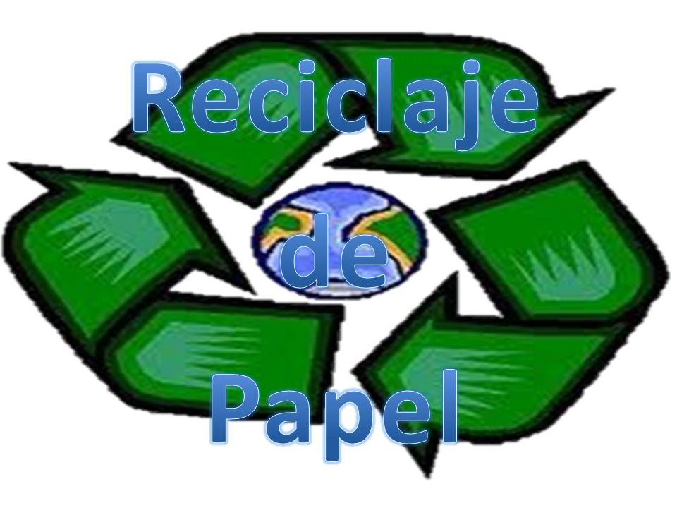 Reciclaje de Papel