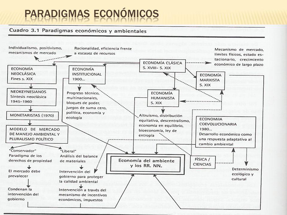 Paradigmas Económicos