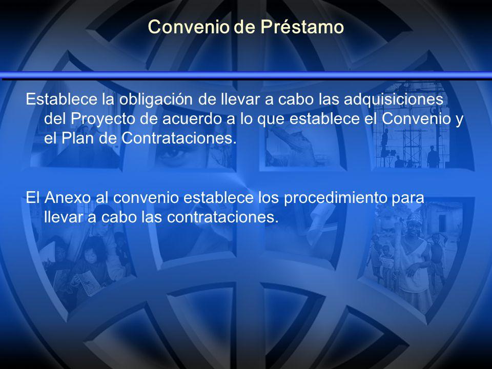 SECCION III. ADQUISICIONES Y SERVICIOS DE CONSULTORIA