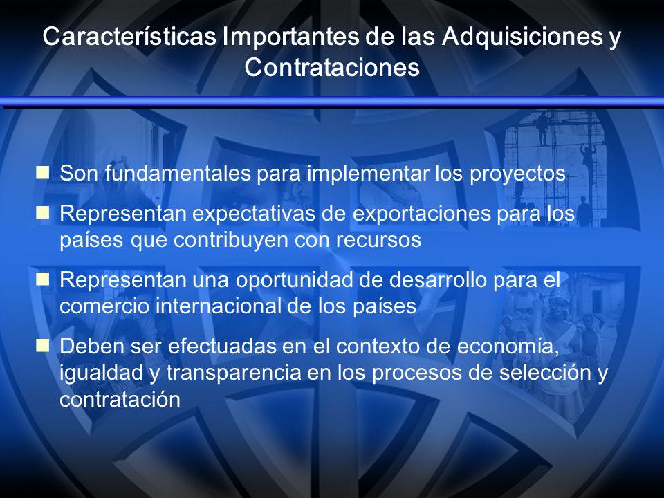 Responsabilidades y Relaciones en los Procesos de Licitaciones y Contrataciones