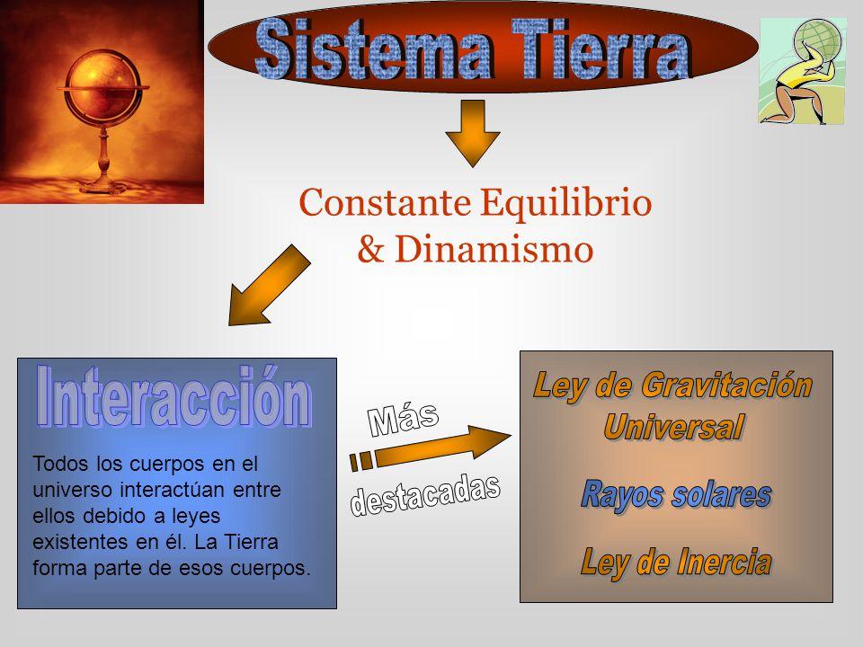 Constante Equilibrio & Dinamismo