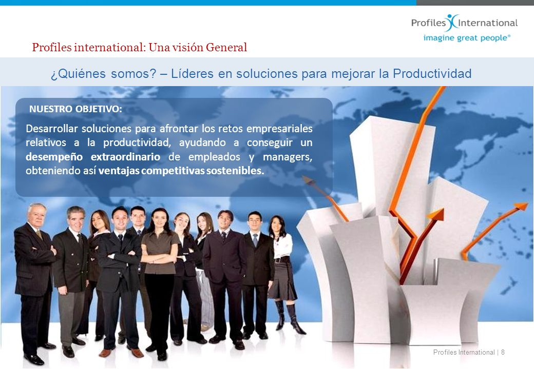 Profiles international: Una visión General