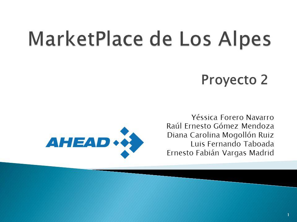 MarketPlace de Los Alpes