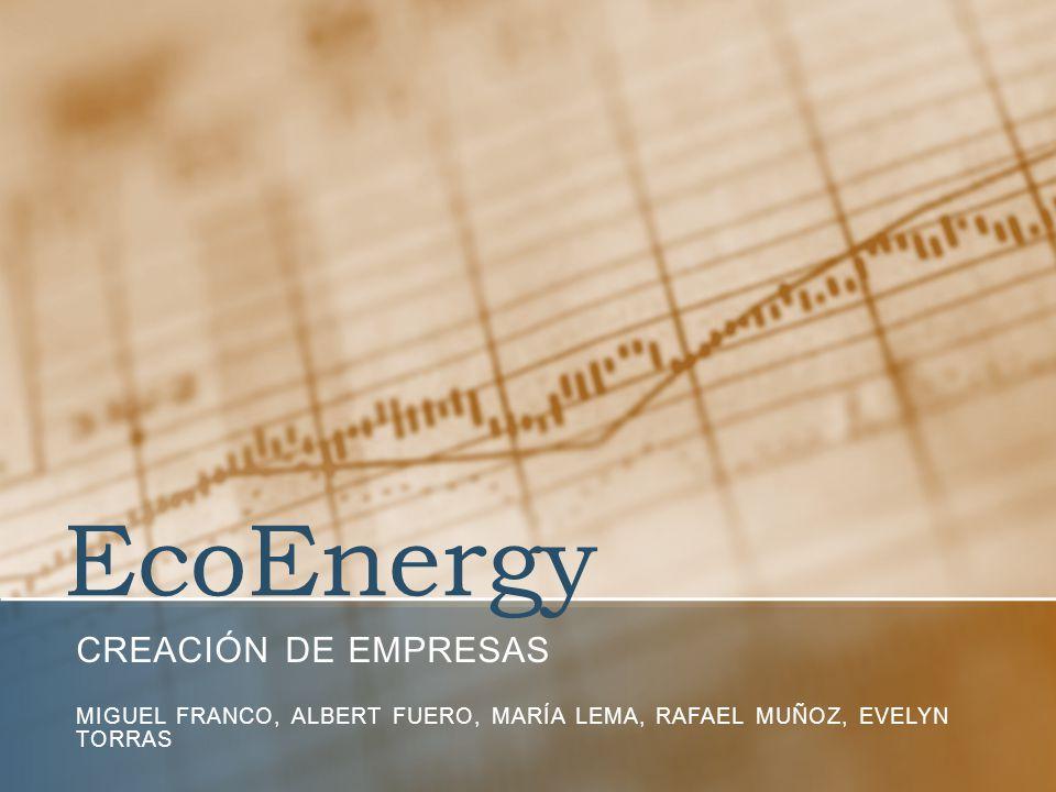 EcoEnergy Creación de empresas