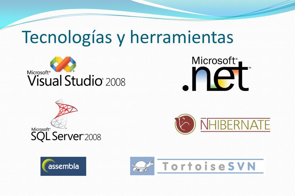 Tecnologías y herramientas