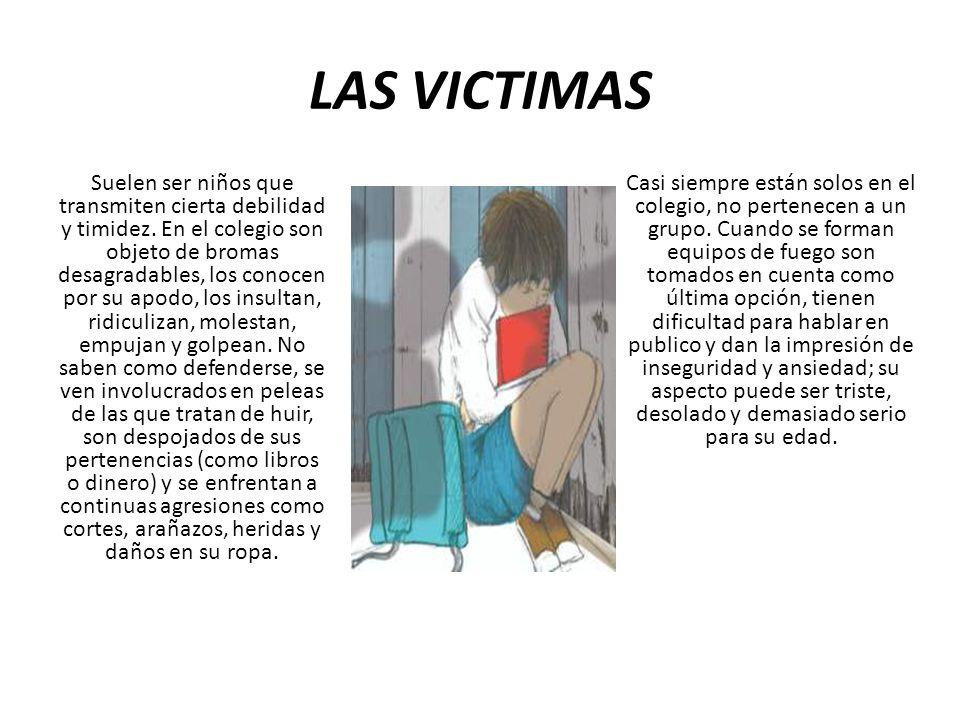 LAS VICTIMAS