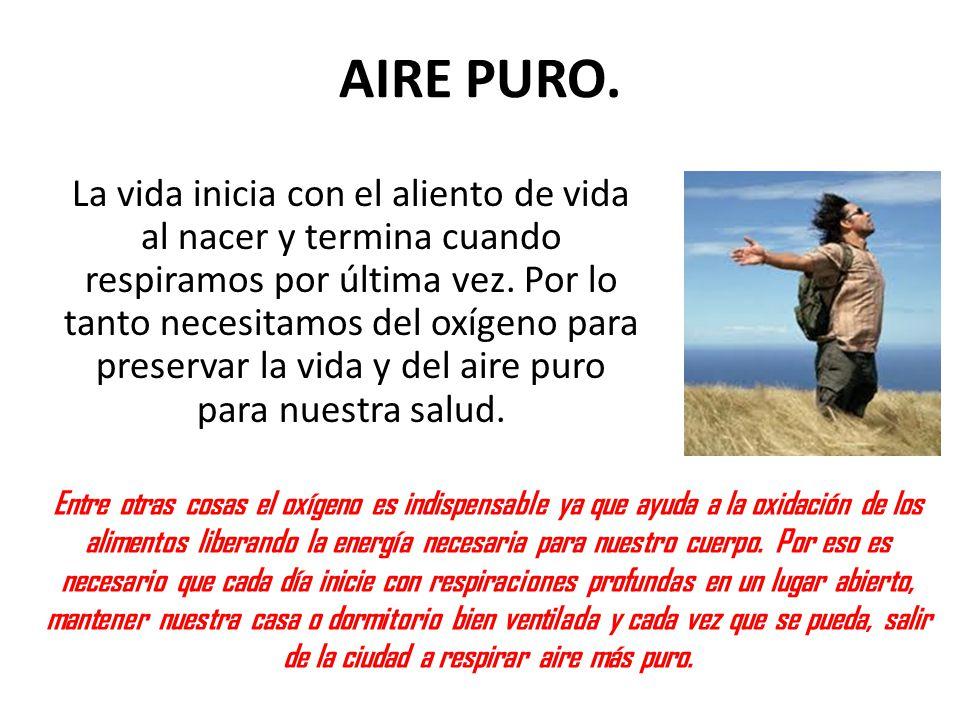 AIRE PURO.