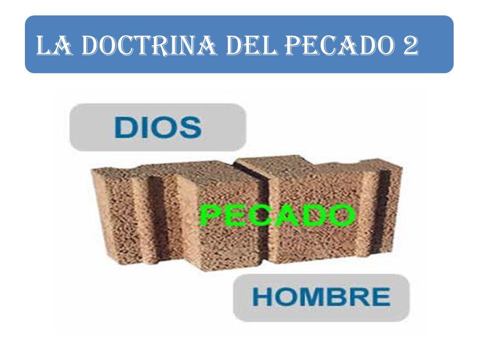 La doctrina del pecado 2