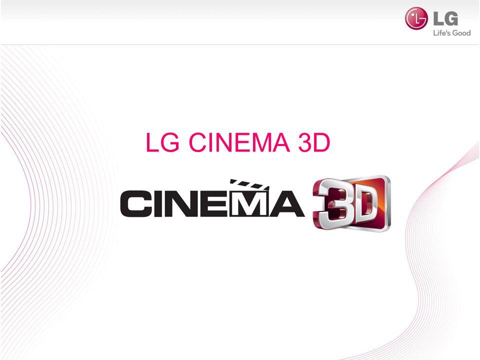LG CINEMA 3D