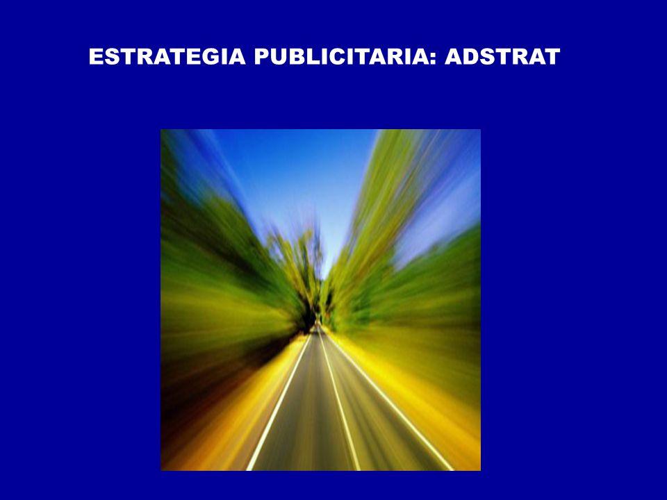 ESTRATEGIA PUBLICITARIA: ADSTRAT
