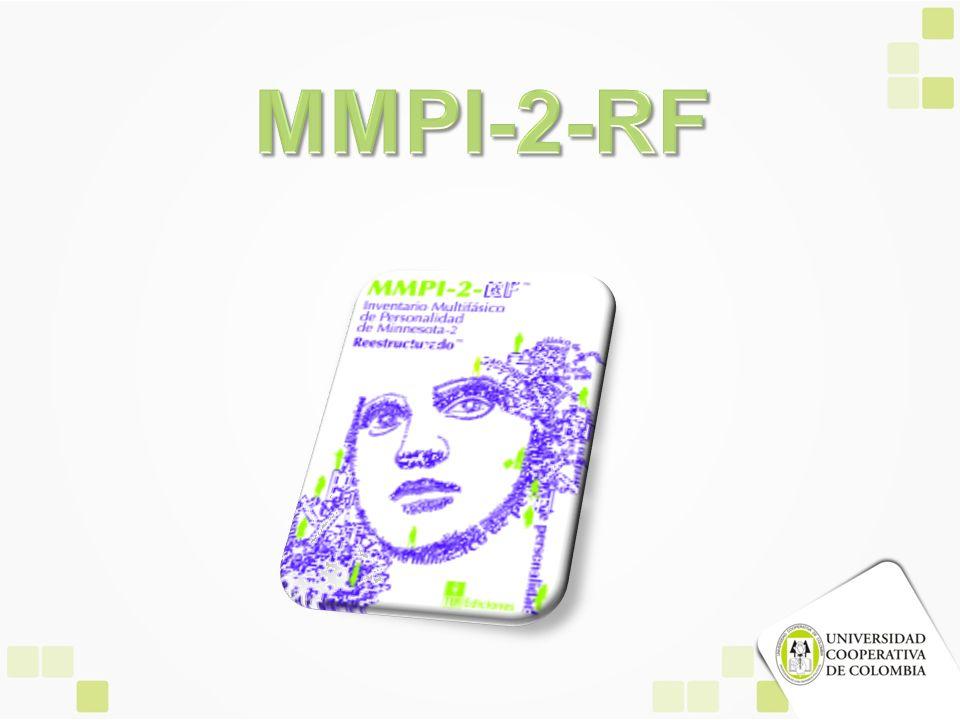 MMPI-2-RF