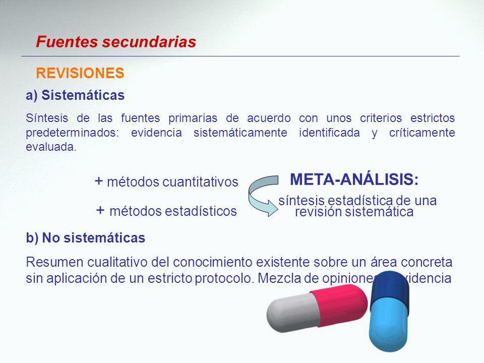 + métodos cuantitativos + métodos estadísticos